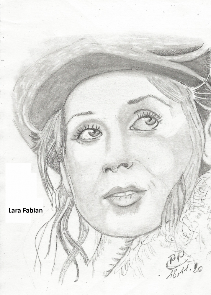 Lara Fabian by Patoux